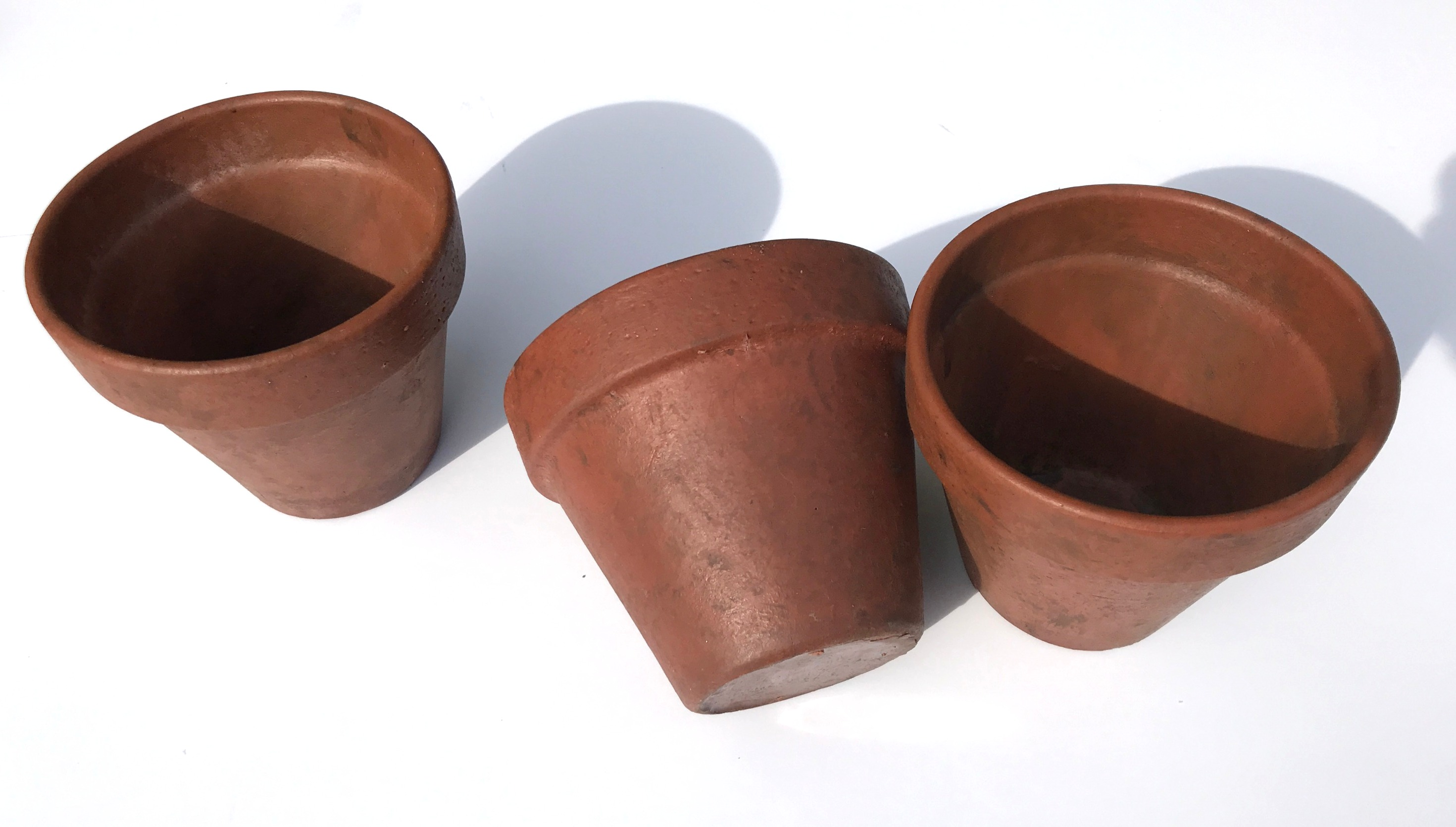 Soft Prop Rubber Flower Pots