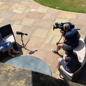 ITV INTERVIEW RAISING AWARENESS ABOUT LYME