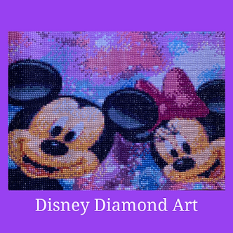 Disney Diamond Art