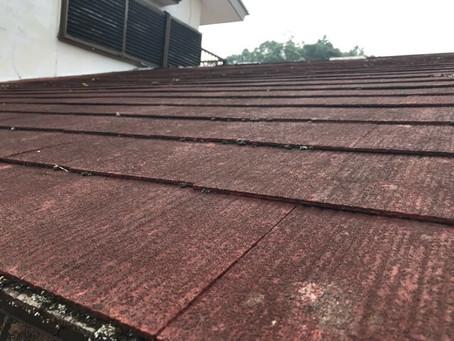 あなたのお家の屋根は大丈夫ですか?劣化した屋根塗装について!