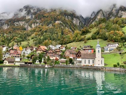 Dorf Bauen