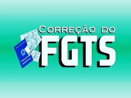 O DIREITO A REVISÃO  E CORREÇÃO DOS DEPÓSITOS DO FGTS