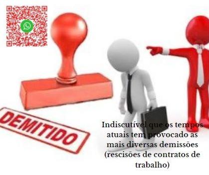 Rescisão Indireta de Contrato de Trabalho.