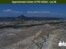 Approximate Center of PID 35264 - Lot 28