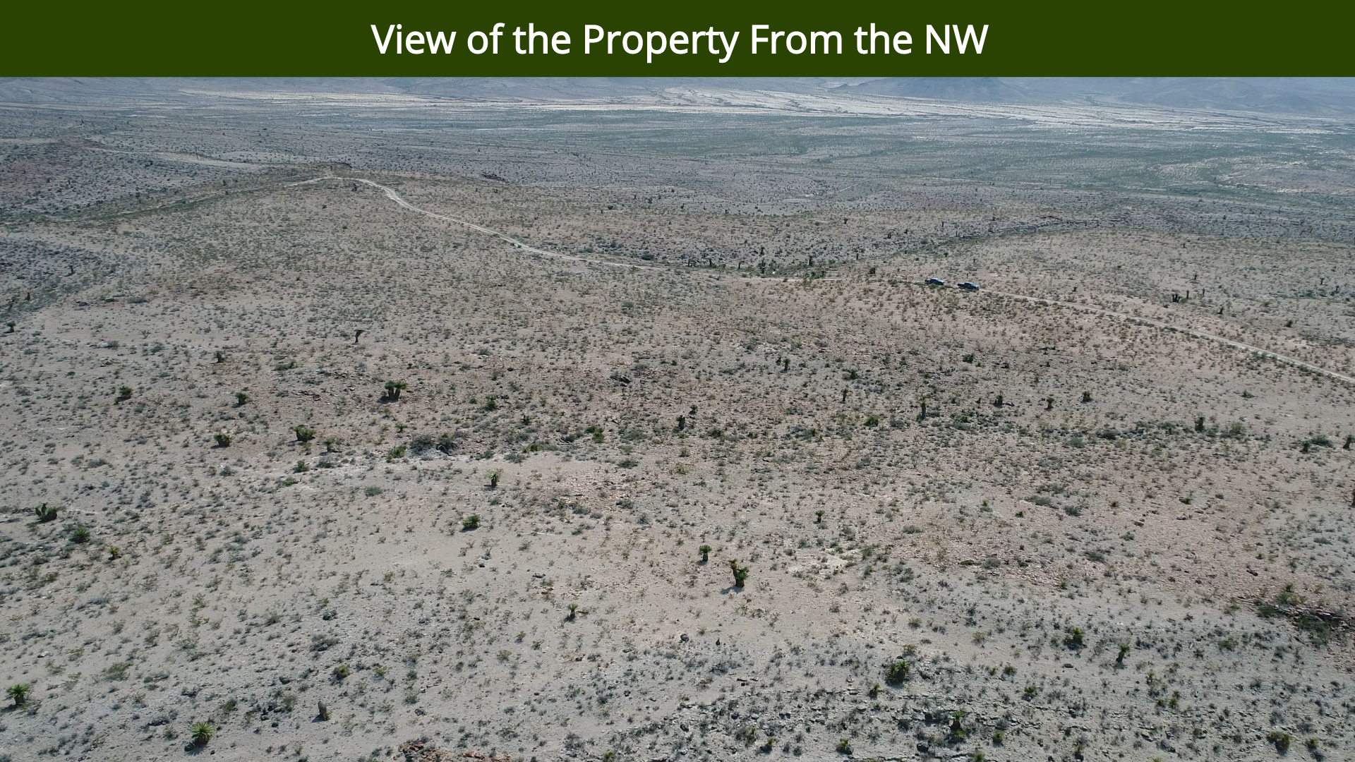 View of the Property From the NW