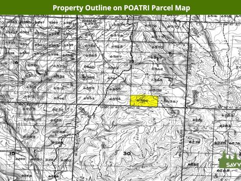 Property Outline on POATRI Parcel Map.jp
