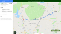 Conroe Texas is 45 Miles to the West.PNG