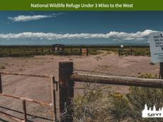 National Wildlife Refuge Under 3 Miles t