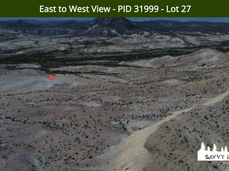 East to West View - PID 31999 - Lot 27.p