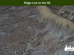 Ridge Line to the NE.png