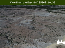 View From the East - PID 35266 - Lot 36.