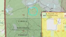 Topo Map of Area.JPG