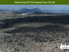 Distant View Of The Property From The SW