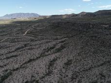 Mountain Ridge to Southwest of the Prope