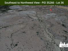 Southeast to Northwest View - PID 35266