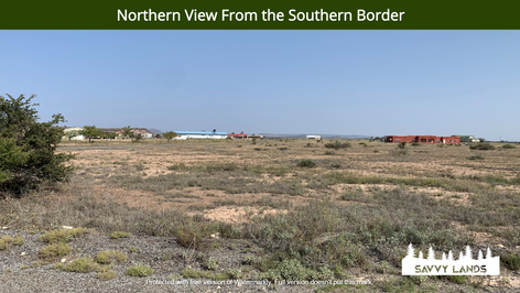 Northern View From the Southern Border.p