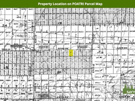 Property Location on POATRI Parcel Map.j