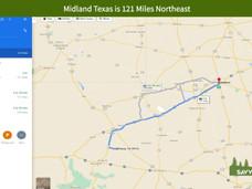 Midland Texas is 121 Miles Northeast.jpe