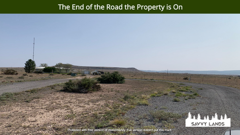 The End of the Road the Property is On.p