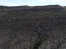 Ridgeline West of the Property.PNG
