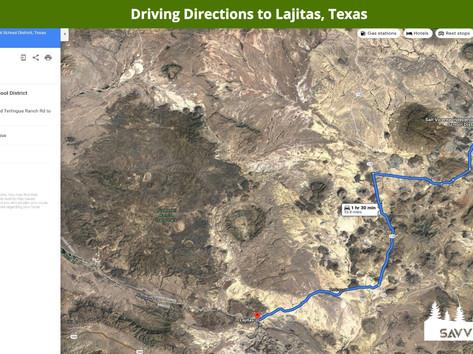 Driving Directions to Lajitas, Texas.jpe