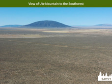 View of Ute Mountain to the Southwest.jp