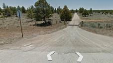 Entrance to the Neighborhood Off Highway