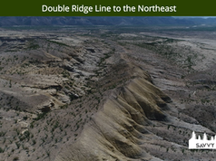 Double Ridge Line to the Northeast.png
