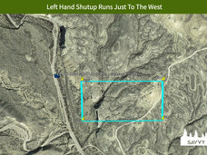 Left Hand Shutup Runs Just To The West.j