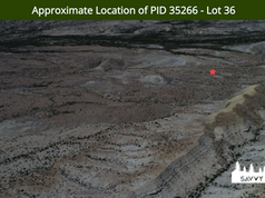 Approximate Location of PID 35266 - Lot