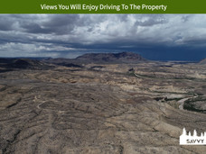 Views You Will Enjoy Driving To The Prop