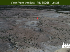 View From the East - PID 35265 - Lot 35.