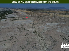 View of PID 35264 (Lot 28) From the Sout