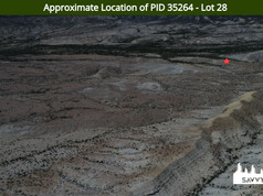Approximate Location of PID 35264 - Lot