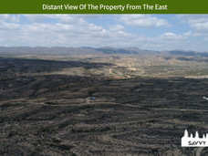 Distant View Of The Property From The Ea