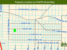 Property Location on POATRI Street Map.j