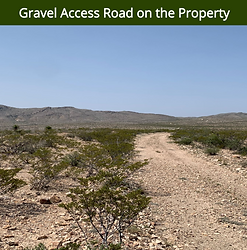 Gravel Access Road on the Property.png