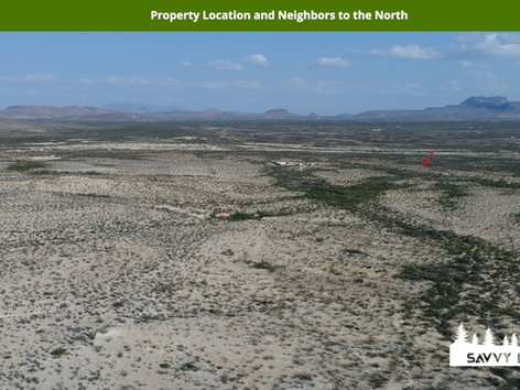 Property Location and Neighbors to the N