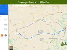 San Angelo Texas is 211 Miles East.jpeg