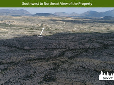 Southwest to Northeast View of the Prope