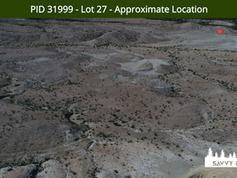 PID 31999 - Lot 27 - Approximate Locatio