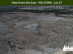 View From the East - PID 31999 - Lot 27.