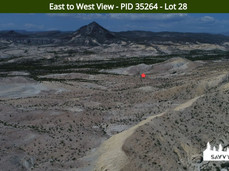 East to West View - PID 35264 - Lot 28.j