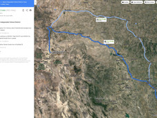 Driving Directions to Laredo, Texas.JPG