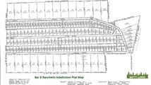 Bar D Ranchetts Subdivision Plat Map.png