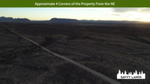 Approximate 4 Corners of the Property Fr