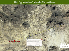Hen Egg Mountain 5 Miles To The Northeas