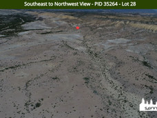 Southeast to Northwest View - PID 35264