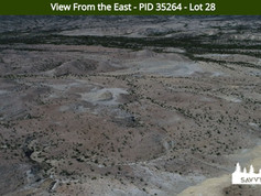 View From the East - PID 35264 - Lot 28.