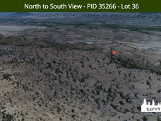 North to South View - PID 35266 - Lot 36